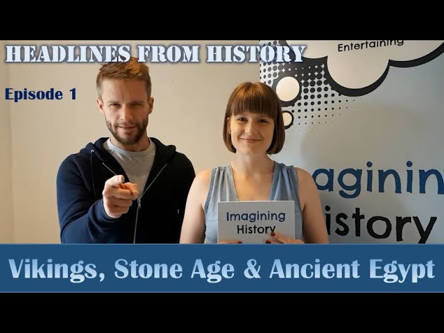 Watch Headlines from History - Episode 1