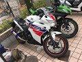 BMS‐Rサウンド 2013 HONDA CBR250R MC41 ビームス 美人ライダー フィリピンライダーさん 2013 ホンダ CBR250R