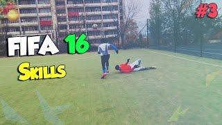 Обучение Финтам из FIFA 16 HD | Футбольные финты #3