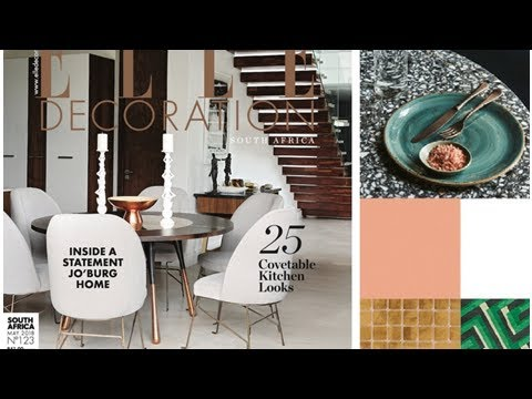 Inside The May Issue – Elle Decoration South Africa