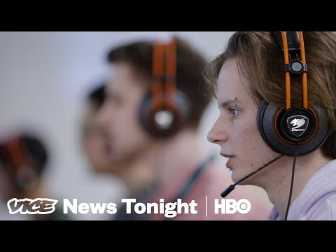 How To Get A Full-Ride Scholarship For Playing Videogames (HBO)