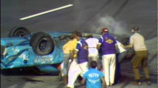 1970 Richard Petty flip @ Darlington