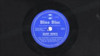 Duke Ellington and his Washingtonians - Rainy Nights (slowed-down version)