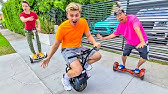 LAST TO FALL OFF HOVERBOARD WINS $10,000