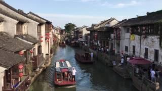 【中国】 蘇州 山塘街 Shantang Street, Suzhou China (2016.9