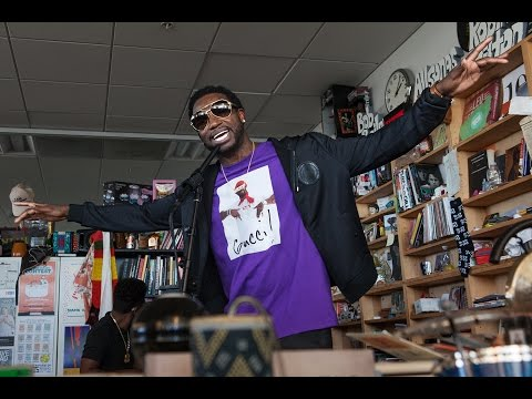 Gucci Mane: NPR Music Tiny Desk Concert