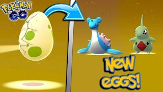 YOU CAN NOW HATCH THESE RARE POKEMON FROM 2KM EGGS IN POKEMON GO! + Gen 2 Starters! New Update Event