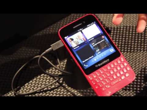 Hands-on the BlackBerry Q5