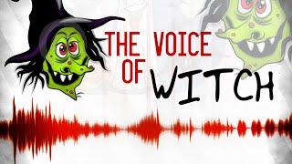 AV Ses Değiştirici Yazılım Elmas ile Cadılar Bayramı için korkunç sesler oluşturun
