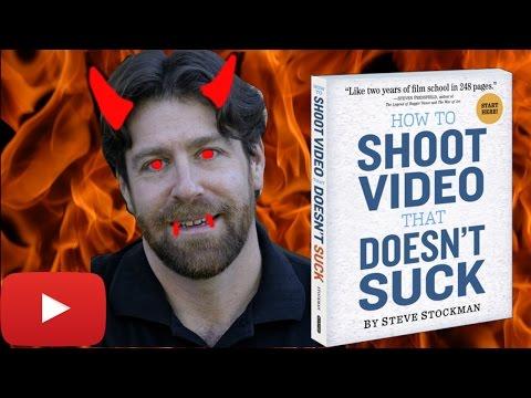 Vlog#061 Steve Stockman Ruined my video