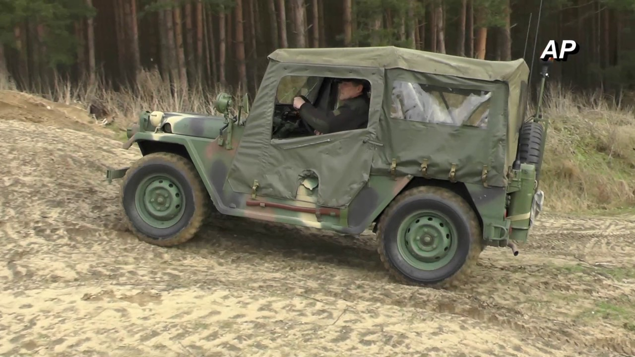 Ford M151 Mutt Youtube M151a1 Wiring Diagram