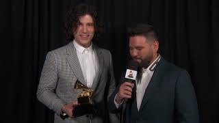 Dan + Shay Thank You Cam | 2019 GRAMMYs