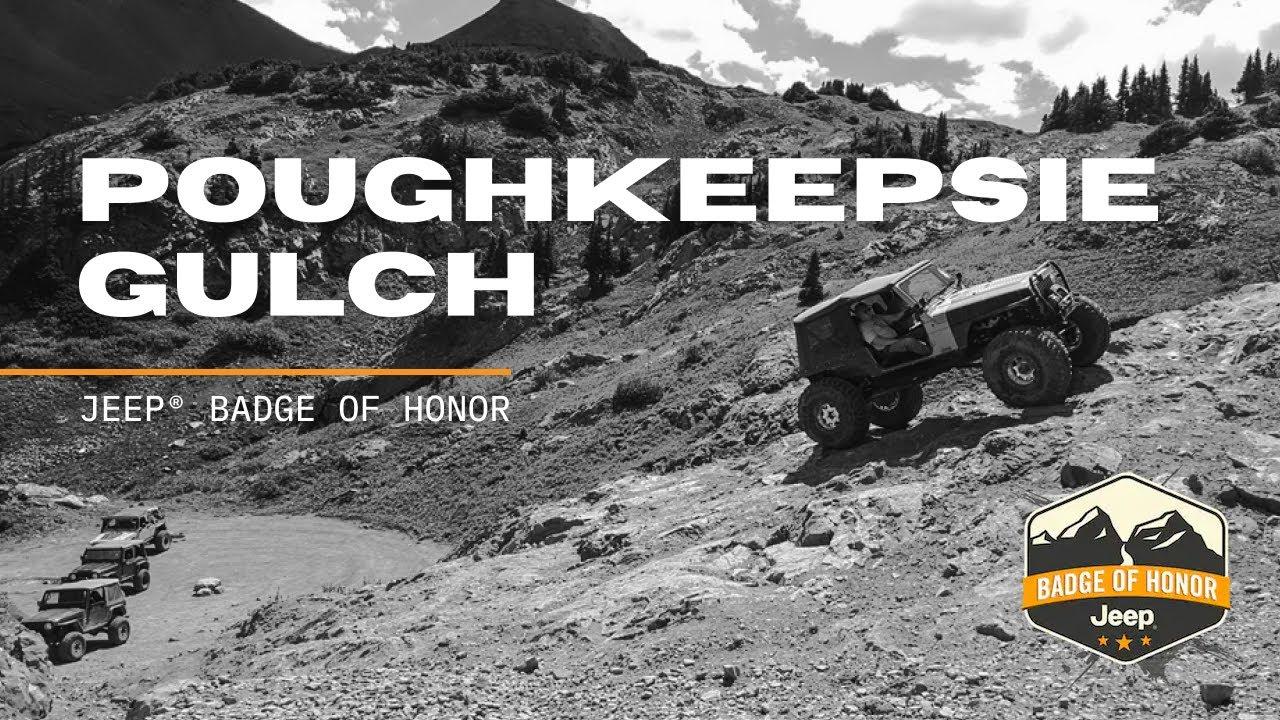 Poughkeepsie Gulch 4x4 Trail Ouray Colorado Youtube