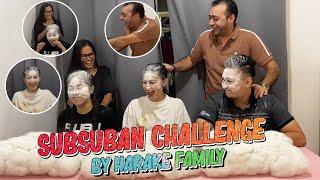 SUBSUBAN CHALLENGE W/ HARAKE FAMILY (LAPTRIP TO SOBRA) | ZEINAB HARAKE