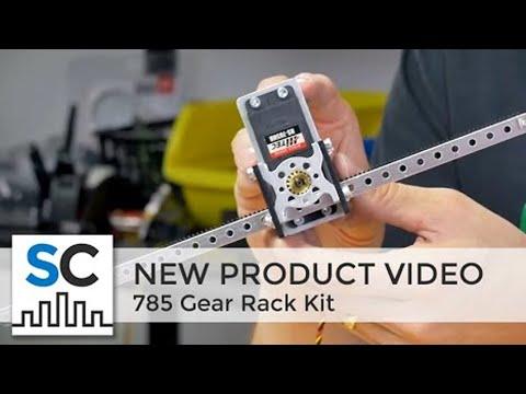 vex linear motion kit instructions