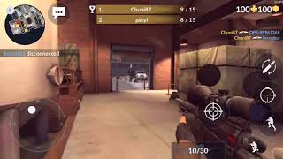 First time playing critical ops