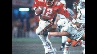 1984 Orange Bowl #5 Miami (10-1) #1 Nebraska (12-0)