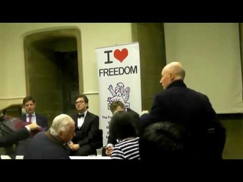 The future of our legal freedoms at Christ Church, Oxford