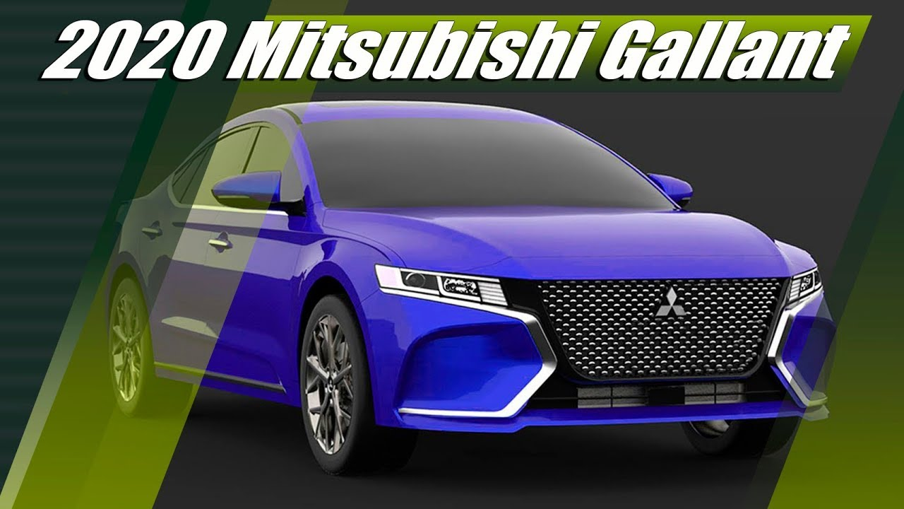 2020 Mitsubishi Galant Pricing