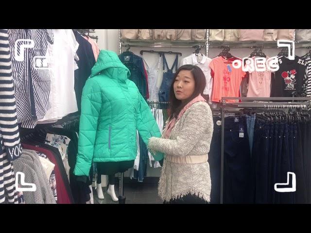 osili: több oldalú kabát