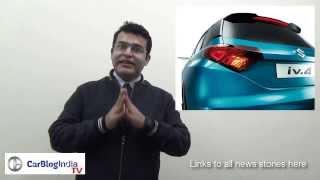 Concept Cars At Auto Expo 2014- Acura NSX Concept, Datsun i2, Maruti Compact SUV, Reva Sports Car