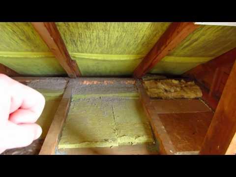 Утепление потолка в деревянном доме 2019