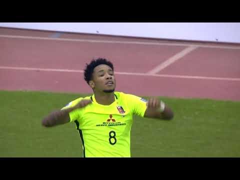  Rafael Silva's opening goal for Urawa Red Diamonds