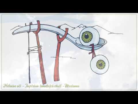 HEĽENINE OČI - MARIANA | Official audio 2004
