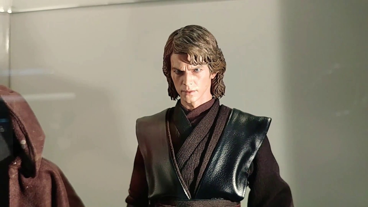 Hot Toys Anakin Skywalker Quick Preview YouTube