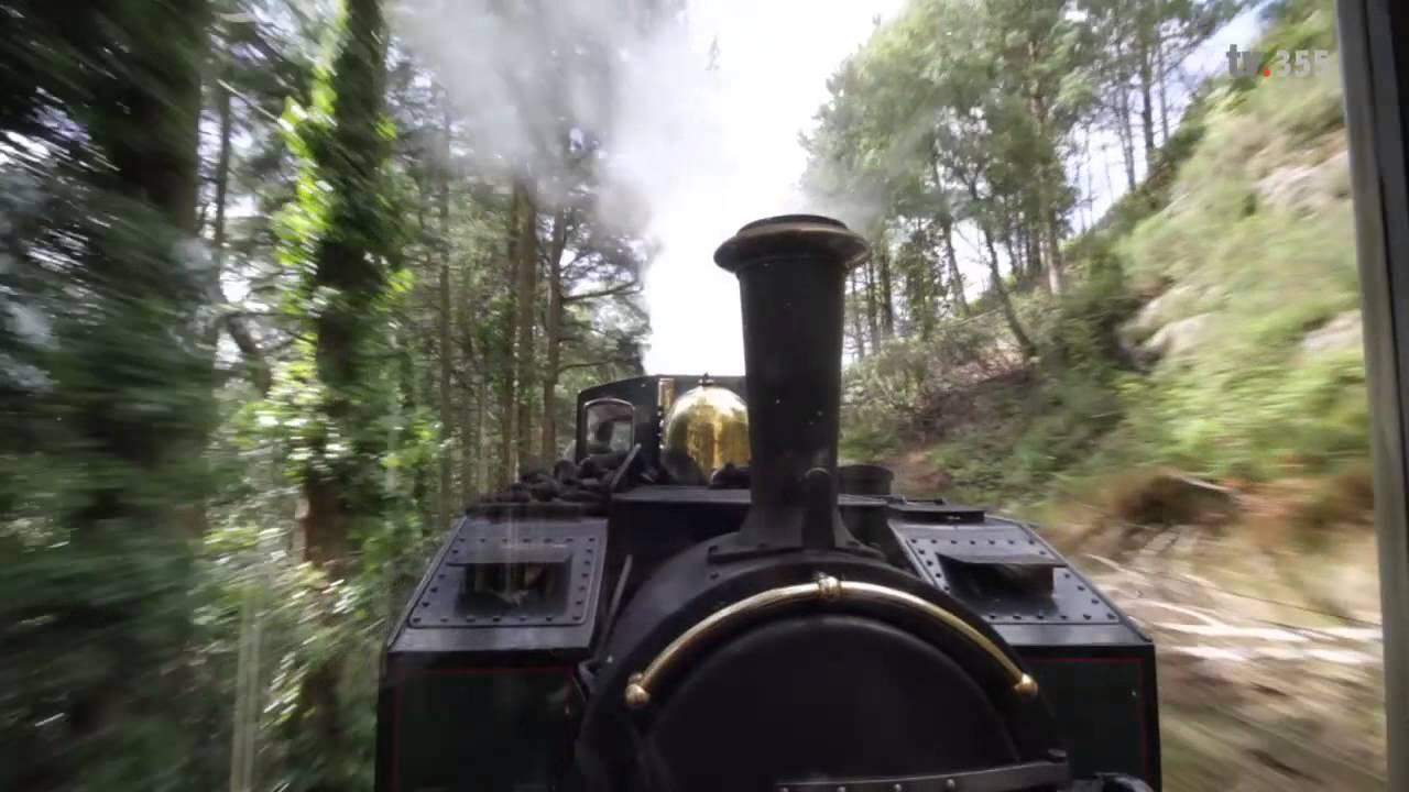 Mit Dem Zug Durch Südengland