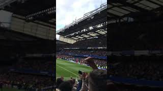 Watford Fans Away At Chelsea Roberto Pereyra Chant