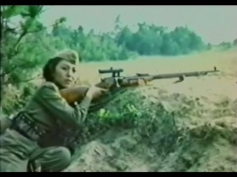 Снайперы (1985) Про девушек снайперов