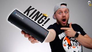 👑 Nejlepší Bluetooth reprák ve své třídě! Sonos Roam je KING! | WRTECH [4K]