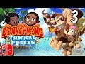 Nintendo Switch: Donkey Kong Country Tropical Freeze: Pokemon Johto - PART 3 - Casualverse
