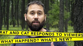 Rat & Cat News & Viewers Respond