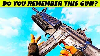 Top 10 FORGOTTEN GUNS in Cod History