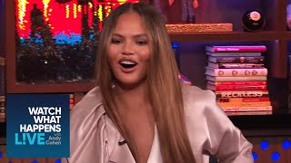 Chrissy Teigen Takes on Current Bravo Drama | WWHL