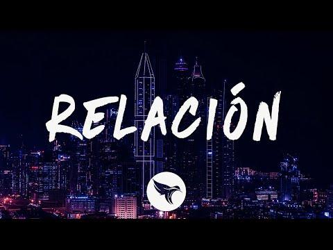 Sech – Relación Remix (Letra/Lyrics) Daddy Yankee, J Balvin ft. Rosalía, Farruko