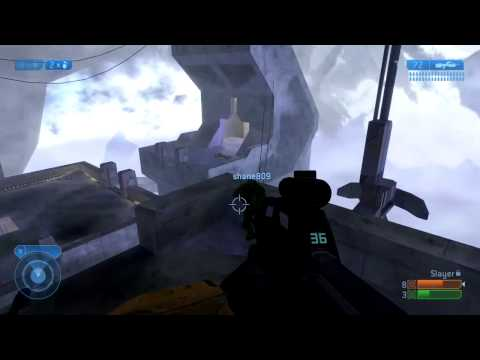 Halo 2 MCC BxR In The Face