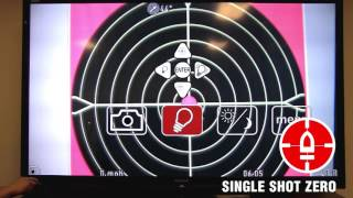 ATN X-Sight Tutorial - Single Shot Zero