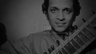 Happy 100 - Pt. Ravi Shankar Birth centenary Tribute