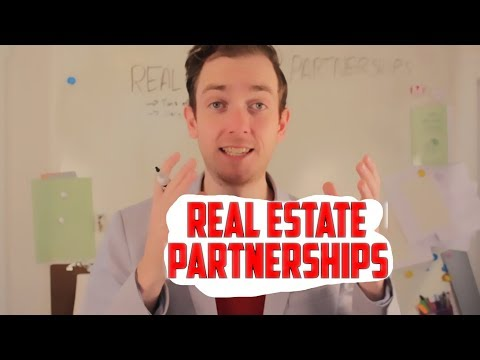Types of Real Estate Partnerships - How to Structure Real Estate Deals