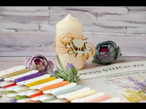 176. Огляд двох наборів: природа, квіти і Ван Гог!