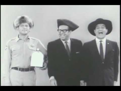 Phil Silvers, Andy Griffith & Danny Thomas