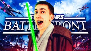 STOP MESSING ABOUT!!! | Star Wars Battlefront!