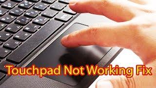 Touchpad  problem fix - अब सिखो हिंदी मे