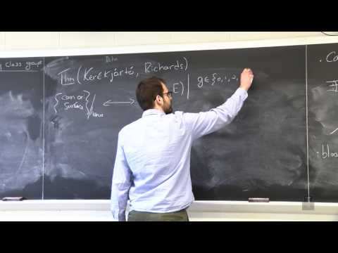 Algebraic and topological properties of big mapping class groups (GGD/GEAR Seminar)