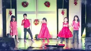 GMI CHRISTMAS 2017 - Worship Dance by GLORIOUS KIDS - Deep Deep Deep