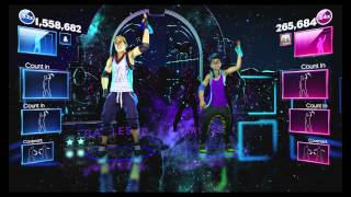 OneRepublic - Counting Stars, Dance Central spotlight game play, on Xbox one