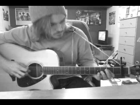 MGMT - Kids (acoustic) tutorial - (Cascade Falls)